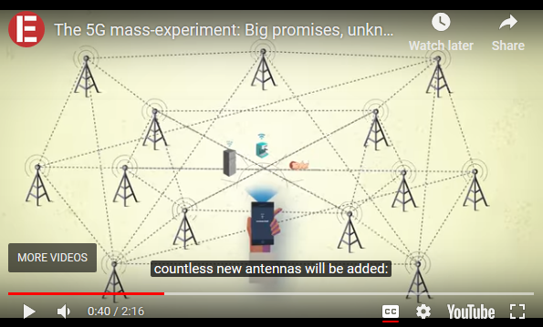 A short cartoon that gives the lowdown on 5G
