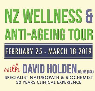 NZ Wellness and Anti-Ageing Tour to include 5G  information