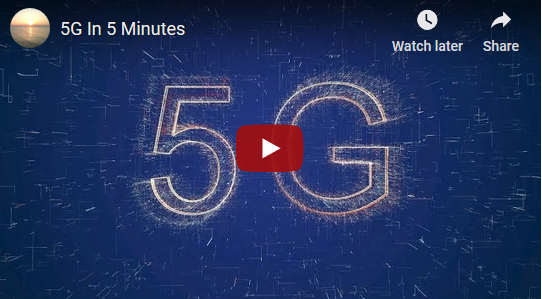 5G in 5 Minutes