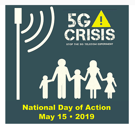 National Day of Action Against 5G – May 15