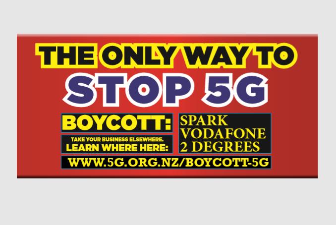 Boycott 5G