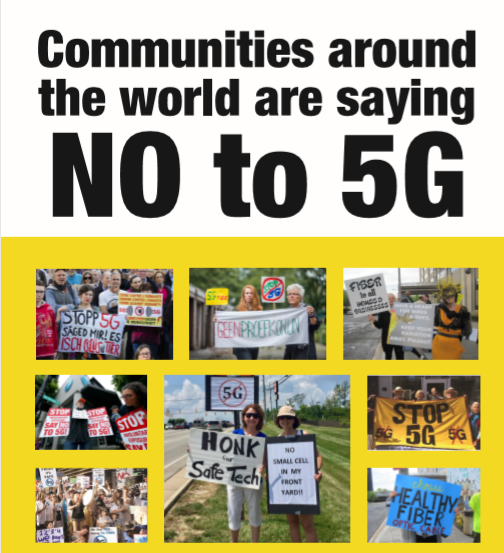 Saturday October 10 – Campaign For Safe Technology & 5G Moratorium Events in Auckland and Christchurch